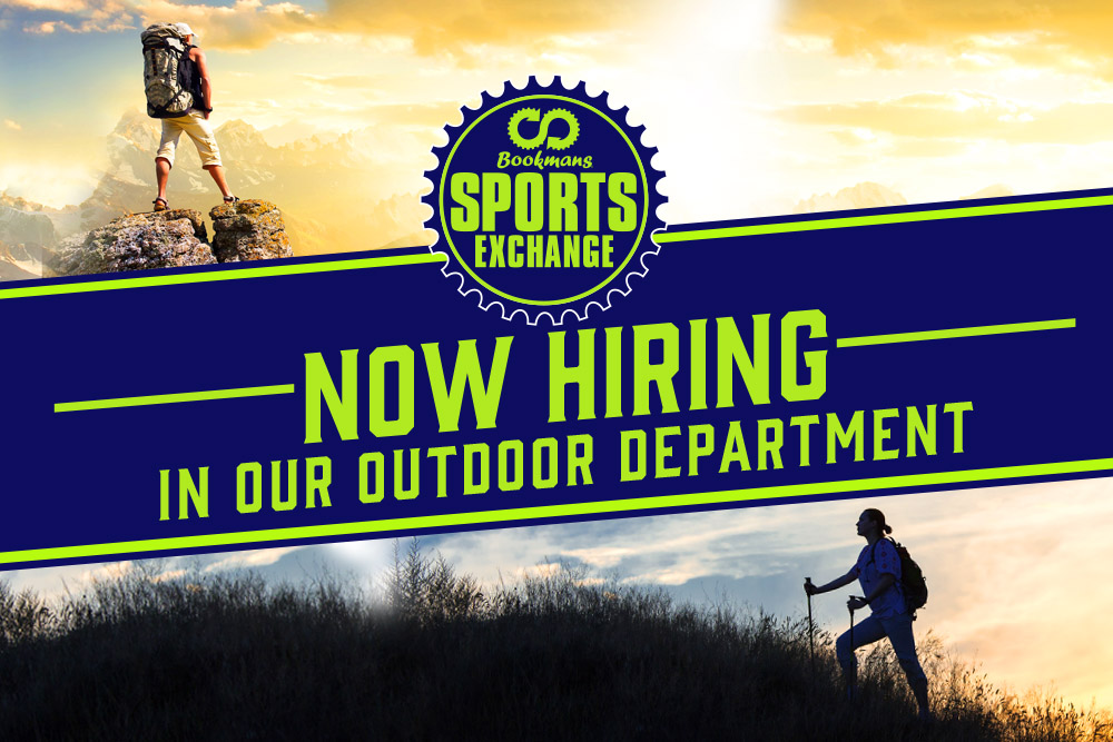 Now Hiring In Outdoor