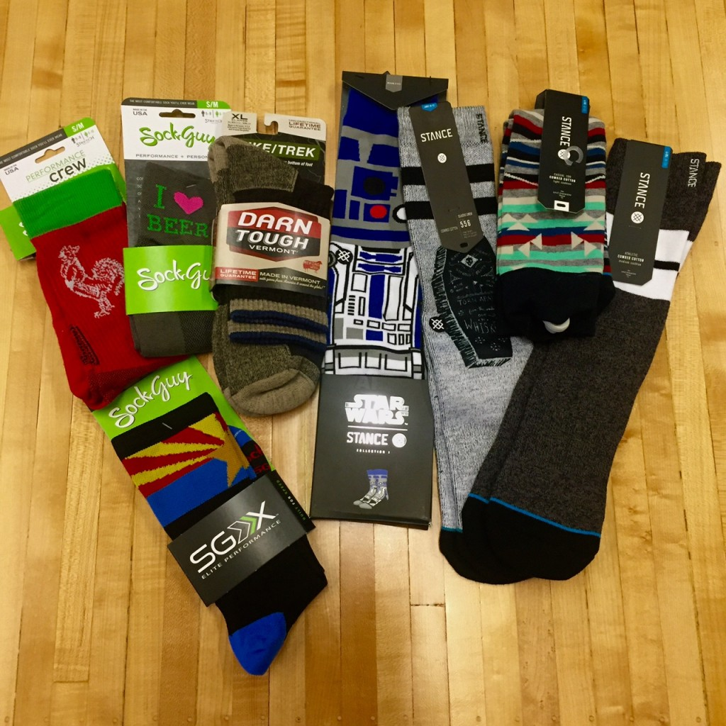 Socks for Every Occasion - Bookmans Sports Exchange - photo#19