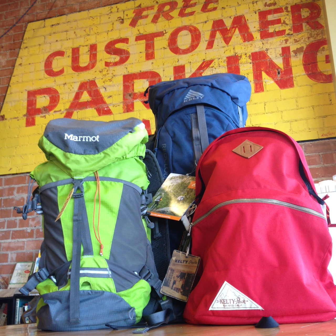 Backpack Buyers Guide - Bookmans Sports Exchange - photo#23