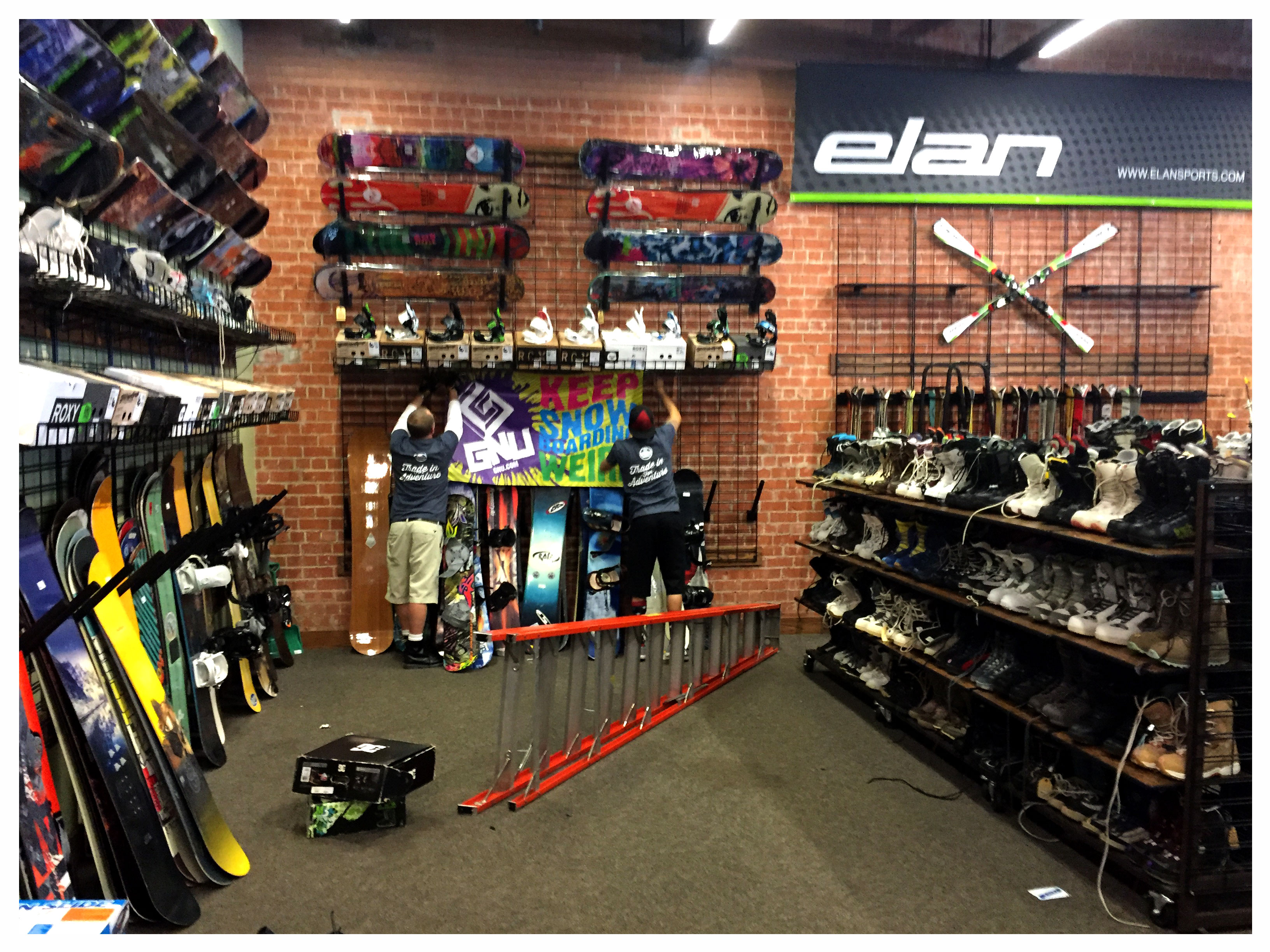 Winter (Gear) Is Coming - Bookmans Sports Exchange - photo#6